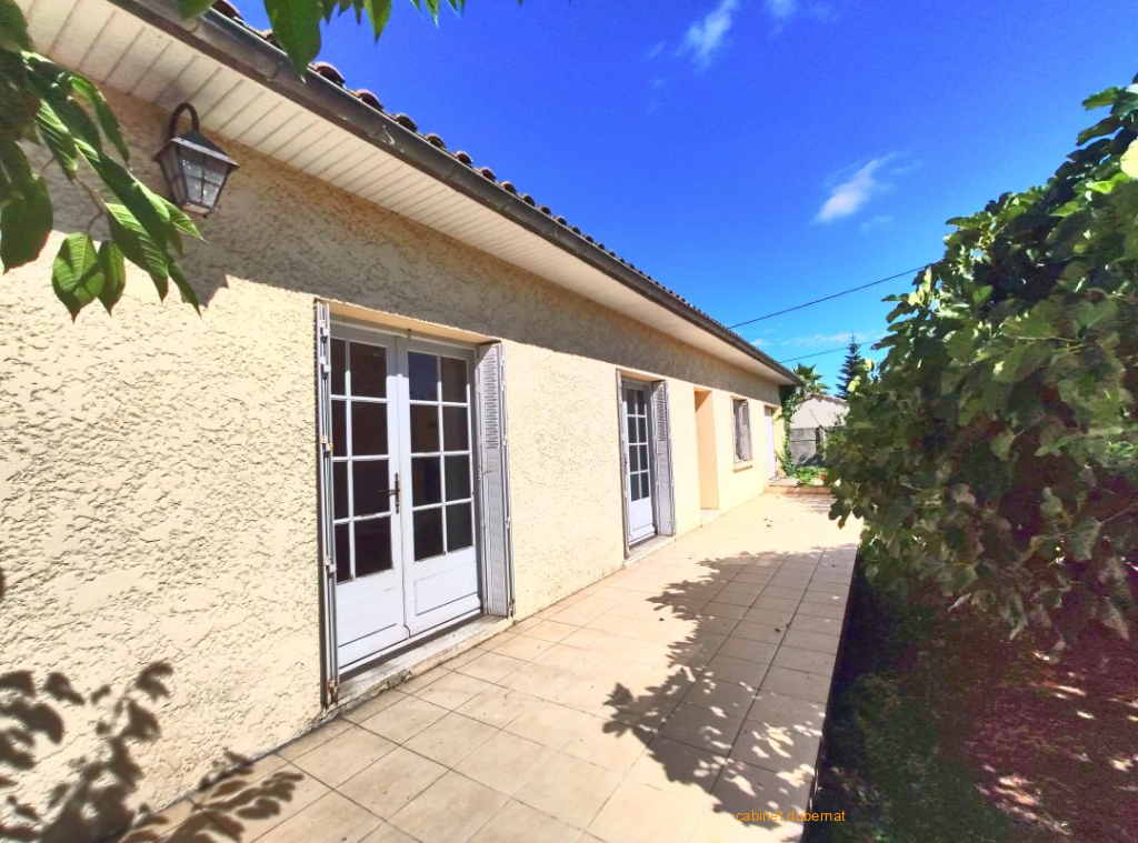 MACAU : Maison 2 ch - 90 m² hab sur 690 m² de terrain