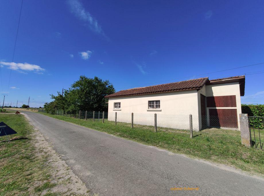 LUDON MEDOC maison 42 m² sur terrain 500 m²